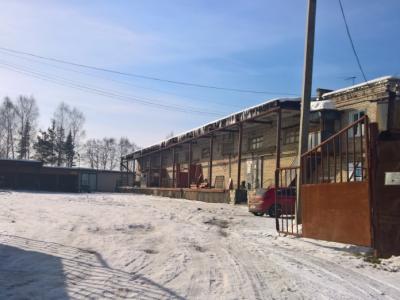 Складское помещение, 1300 м²