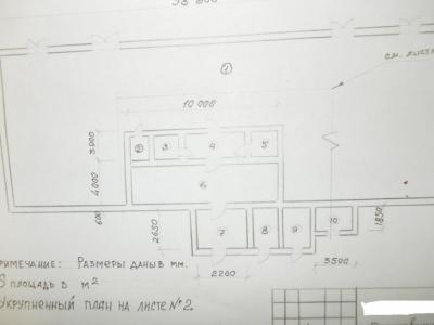 Складское помещение, 1200 м²