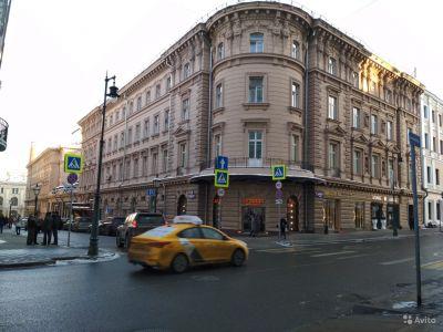 Здание класса А улица Петровка