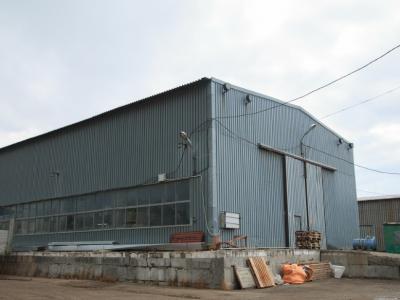 Производственно-складская база, с жд путями 2300 м