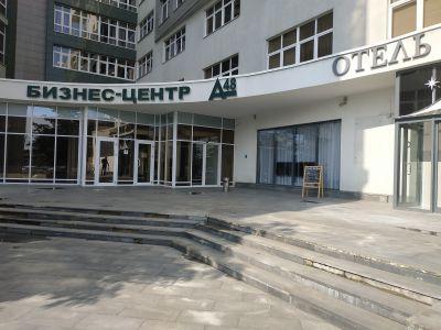 Столовая в БЦ (помещение, арендатор, оборудование)