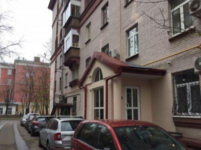 Нежилые помещения улица Острякова