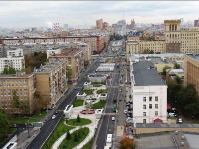 Здание офисное г.Москва м.Сокол