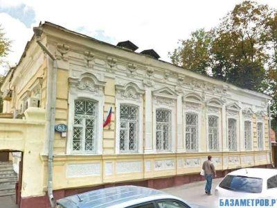 Городская усадьба улица Большая Ордынка