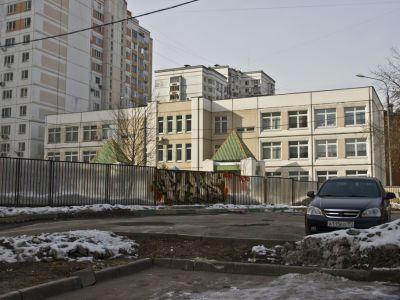 Здание бульвар Бескудниковский