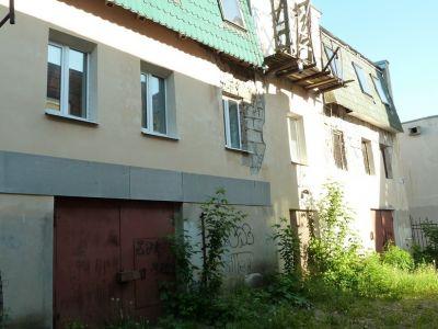 Здание в центре Ярославля