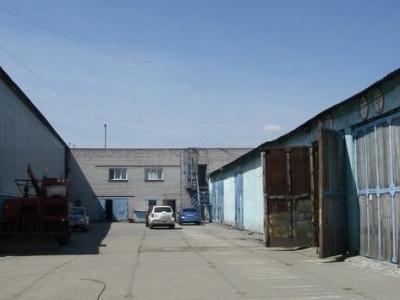 Производственно-складская база, 2500 м²