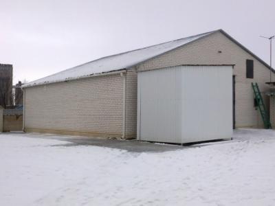 Складское помещение, 157 м²