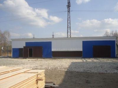 Производственные помещения, 2500 м²