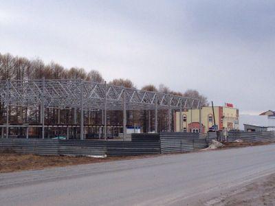 Станция тех.обслуживания