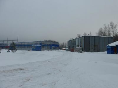 Производственно - складской комплекс, 6192 м²