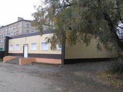 Здание под торговлю, производство