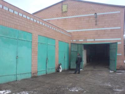 Производственное здание в ст. Крыловской