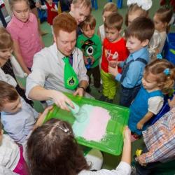 Научное шоу профессора Николя. Франшиза научных развлекательных шоу для детей. 3