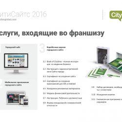 CitySites - сеть городских сайтов 5
