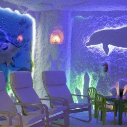 Соляная пещера Русоль 3