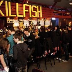 KILLFISH DISCOUNT BAR. Франшиза сети алкогольных баров. 3