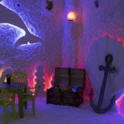 Соляная пещера Русоль 5