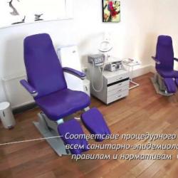Франшиза «Центр ПОДО-Педикюра»