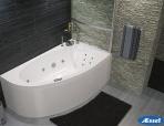 Франшиза магазина акриловых ванн и сантехники AESSEL 3