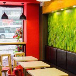 Burger Club. Франшиза сети ресторанов быстрого питания. 3