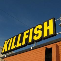 KILLFISH DISCOUNT BAR. Франшиза сети алкогольных баров.