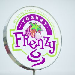 Yogurt Frenzy 1