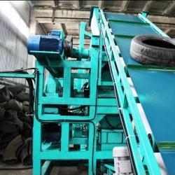 Экошина. Франшиза услуг по переработке старых автомобильных покрышек в резиновую плитк 2