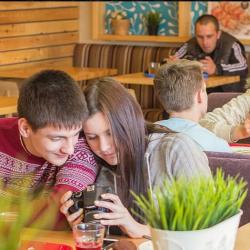 Вилка-Ложка. Франшиза сети ресторанов быстрого обслуживания. 1