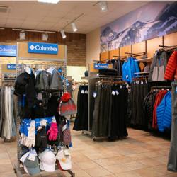 Франшиза магазина спортивной одежды Columbia 4