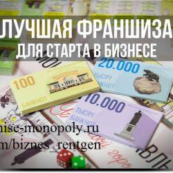 Франшиза настольной игры Монополия!  5