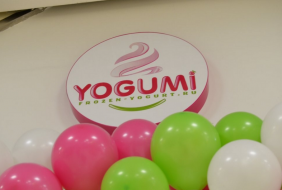 ЙОГУРТ YOGUMI. Франшиза йогурт-бара