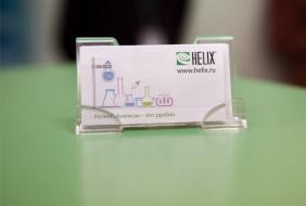 Лабораторная служба Хеликс. Франшиза услуг в сфере лабораторной диагностики
