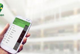 Green! Скидки; Мобильное приложение