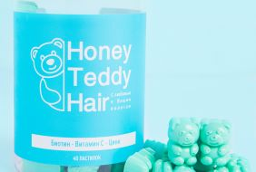 Витамины для волос Honey Teddy Hair
