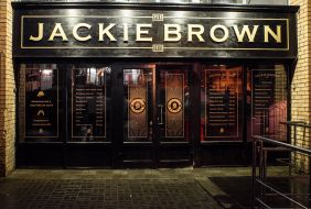 JACKIE BROWN PUB