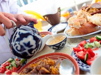 франшиза ресторана восточной кухни «восточный базар»