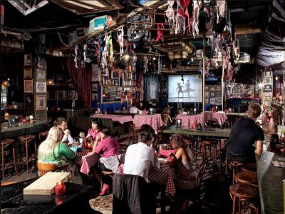 The bar XХХX. Франшиза сети легендарных баров