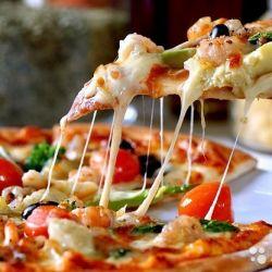 Приготовление и доставка суши и пиццы 1