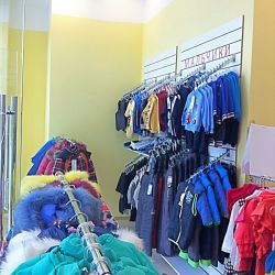 Отдел детской одежды 2