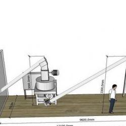Линия для производства пеллет  1