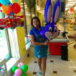 Цветочный павильон,воздушные шары! 4