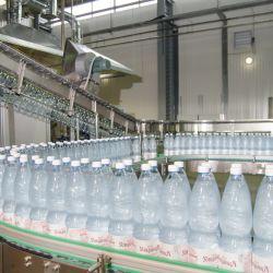 Производство по розливу минеральной воды 1