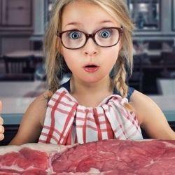 Отдел по продаже мясной продукции