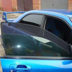 Каркасные Авто шторы 2