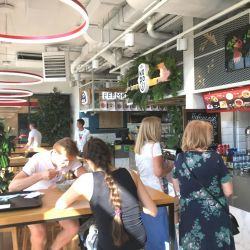 Ресторан рядом с метро, пассажиропоток 7000 чел. 1