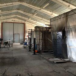Производственная складская база 9