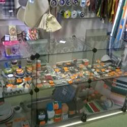 швейный магазин Ткани 8