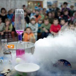 Научное шоу для детей 1