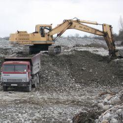 Действующий завод по добыче и переработке ПГС (песчано-гравийные смеси(щебень и отсев)) 10